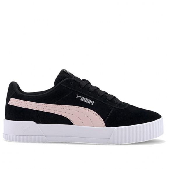 PUMA Carina Women's Sneakers in Black/Rosewater - 369864-11