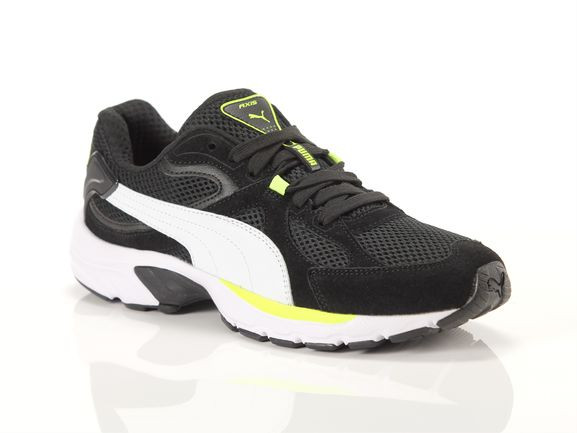 Puma Womens RS-X Patent Leather Workout Running Shoes