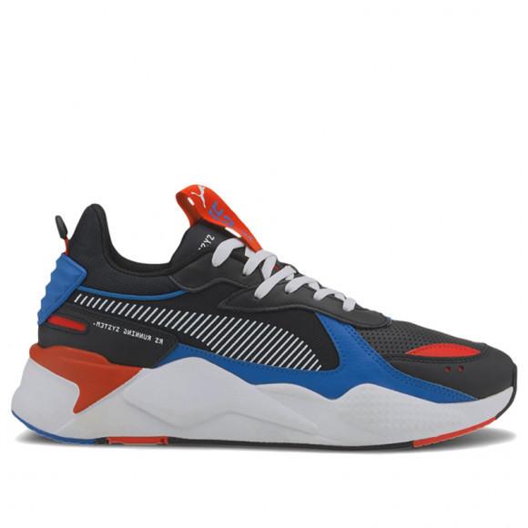 PUMA 370522-06 RS-X WINTERIZED PUMA BLACK-LAPIS BL Marathon Running Shoes/Sneakers 370522-06 - 370522-06