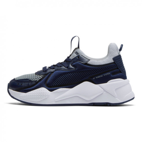 PUMA RS-X Softcase Sneakers JR in Quarry Grey - 370641-01