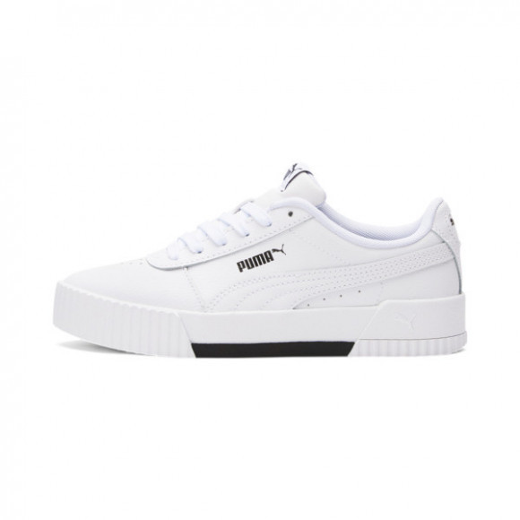 PUMA Carina Sneakers JR in White - 370677-11