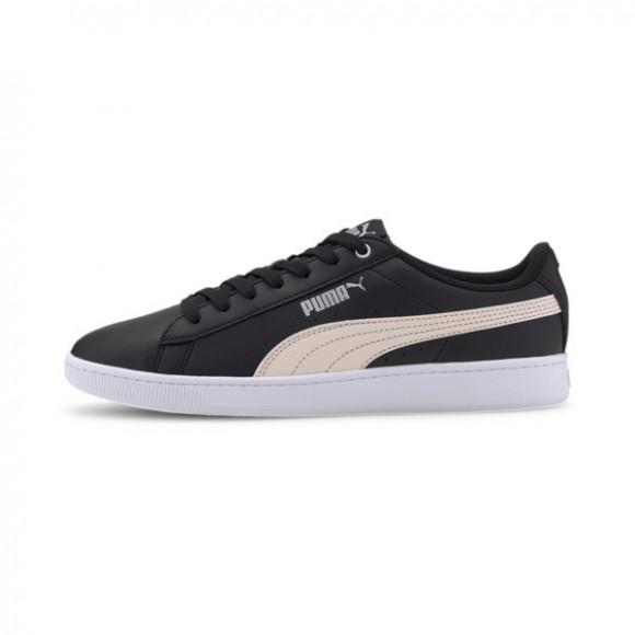 PUMA Vikky v2 Zebra Women's Sneakers in Black/Rosewater/Silver - 371110-01
