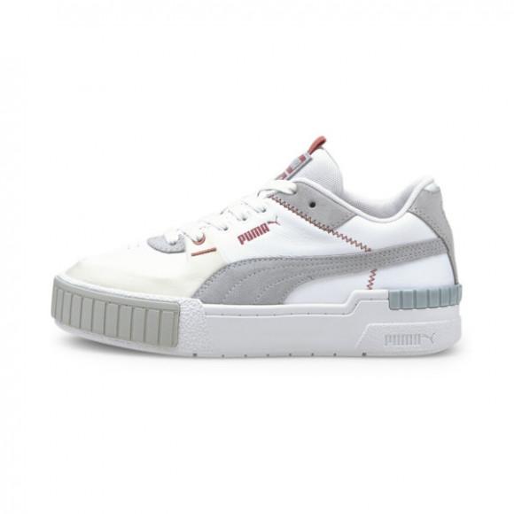 PUMA Cali Sport Mix Women's Sneakers in White/Glacial Blue - 371202-16