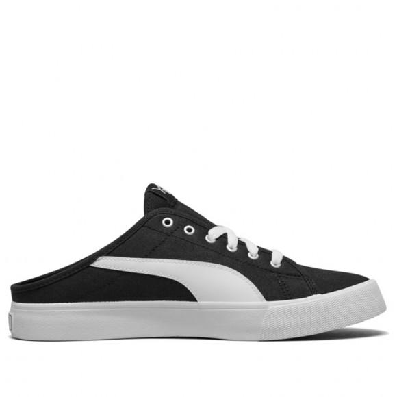 PUMA Bari Mule Shoes in Black/White, Size 6 - 371318-01