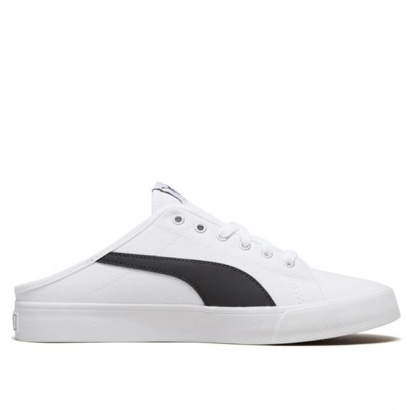 PUMA Bari Mule Shoes in White/Black