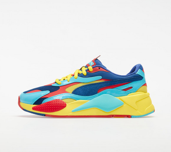 Puma Rs x3 plastic sneakers LIMOGES HIGH RISK RED 43