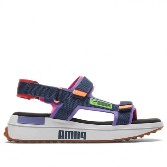 PUMA Future Rider Game On Sandals in Luminous Purple/Dd/PWhite - 371964-03