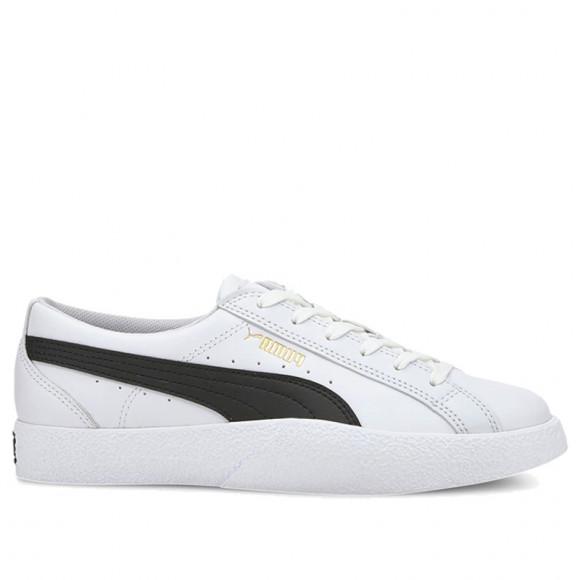 PUMA Love Women's Sneakers in White/Black - 372104-08