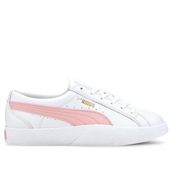 PUMA Love Women's Sneakers in White/Peachskin - 372104-09