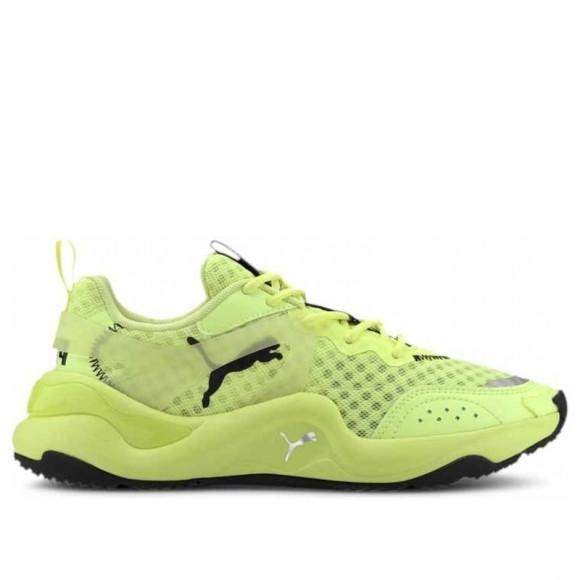 PUMA Rise Neon Women's Sneakers in Fizzy Yellow - 372444-01