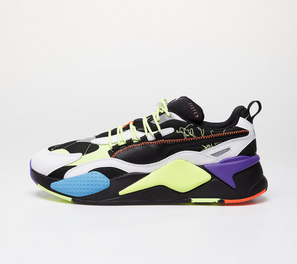 "Puma RS-X³ Day Zero"" Puma Black-Puma White - 37271201"