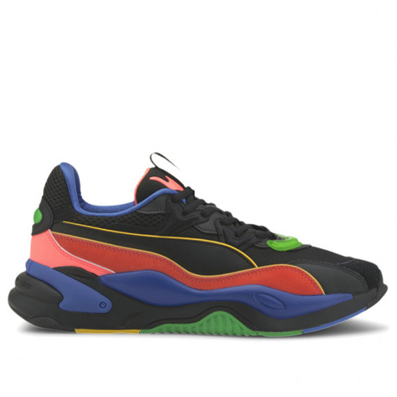 PUMA RS-2K Messaging Men's Sneakers in Black/Nrgy Peach - 372975-02