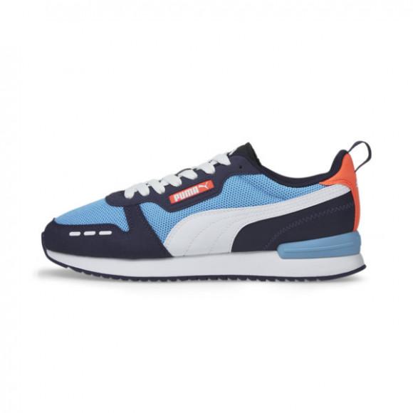 PUMA R78 Sneakers in Team Light Blue/White/Peacoa - 373117-45