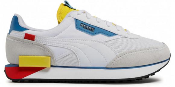 Puma Future Rider 'Neon Play - White Maize' White/Maize Sneakers/Shoes 373383-08