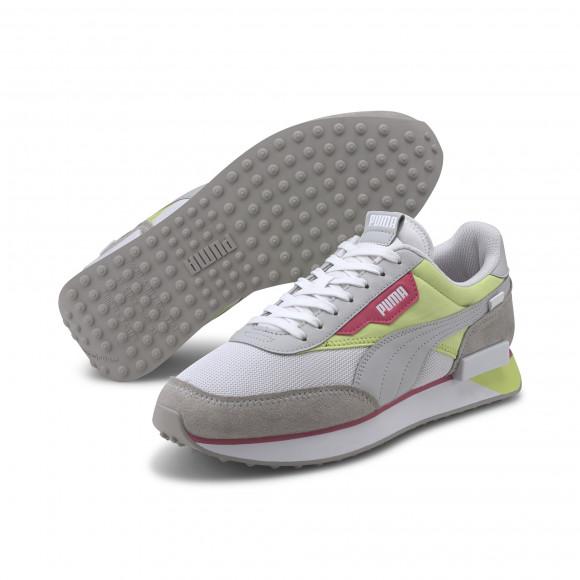 Puma Future Rider Neon Play Grey Violet-Sharp Puma Green - 37338305