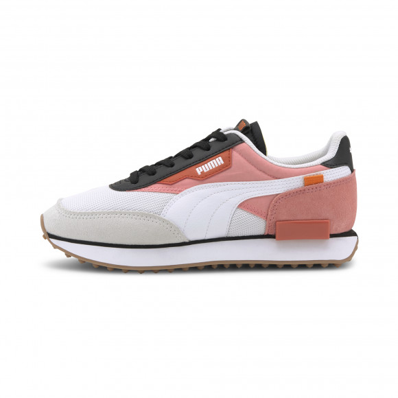 Puma Future Rider New Tones Puma White-Salmon Rose - 37338603