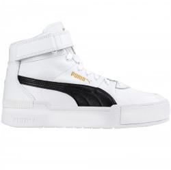 Puma Cali Sport Top Warm Up Sneaker - 373436-07