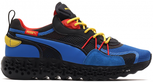 Puma Calibrate Restored Lapis Blue Fizzy Yellow - 373529-02