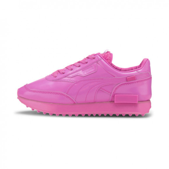 PUMA Future Rider Pretty Pink Women's Sneakers in Luminous Pink - 373925-01