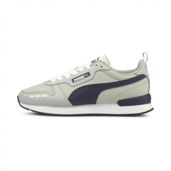 PUMA R78 Sneakers in Grey/Violet/Peacoat - 374127-08