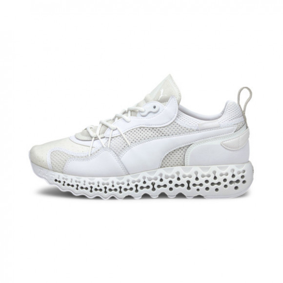 PUMA Calibrate Restored Base Sneakers in White - 374144-03