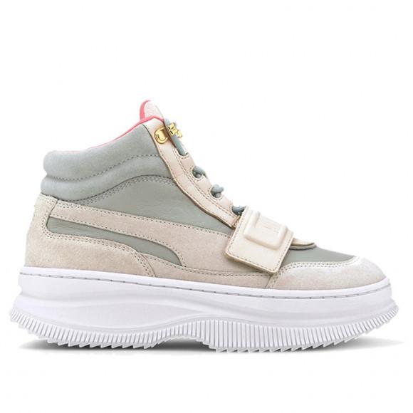 PUMA DEVA Suede Women's Boots in Vaporous Grey/Aqua Grey - 374757-01
