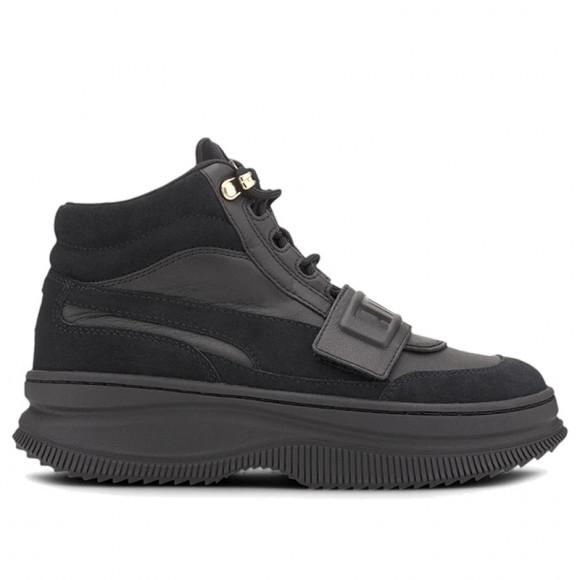 PUMA DEVA Suede Women's Boots in Black - 374757-02