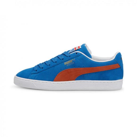 PUMA Suede Classic XXI Men's Sneakers in Grenadine Orange - 374915-15