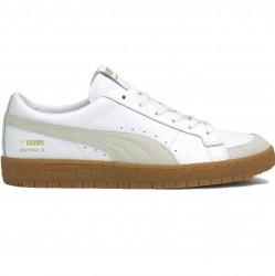 PUMA Ralph Sampson 70 Lo Archive Sneakers in White/Gum - 374967-05