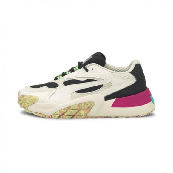 PUMA Hedra Chaos Women's Sneakers in Marshmllw/Black/Glow Pink - 375118-01