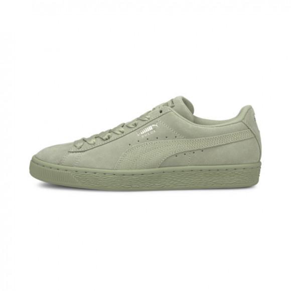 PUMA Suede Classic Neutrals Women's Sneakers in Desert Sage - 375128-02