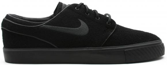 Nike SB Zoom Stefan Janoski Black Anthracite - 375361-001