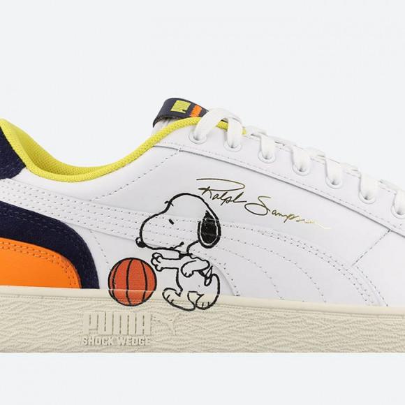Puma x Peanuts Ralph Sampson 375516 01 - 37551601
