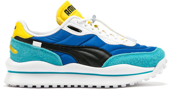 Puma Style Rider BP Star Sapphire Marathon Running Shoes/Sneakers 375624-01 - 375624-01
