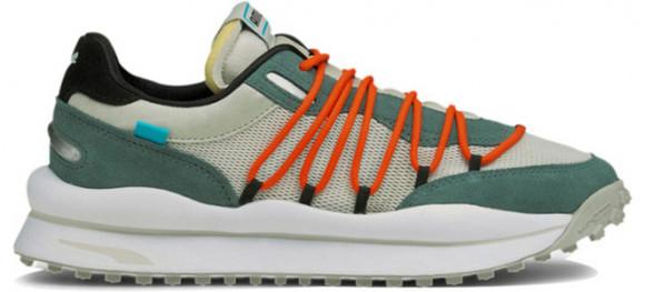 Puma Lace Rider Pop Marathon Running Shoes/Sneakers 375957-02 - 375957-02