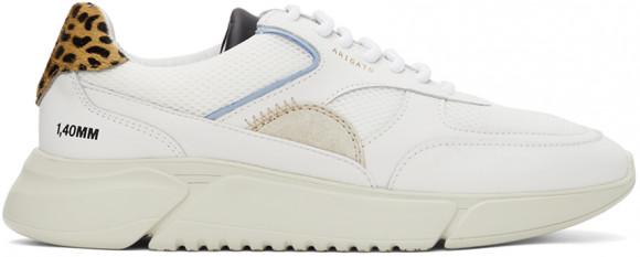 Axel Arigato White Genesis Triple Sneakers - 38016