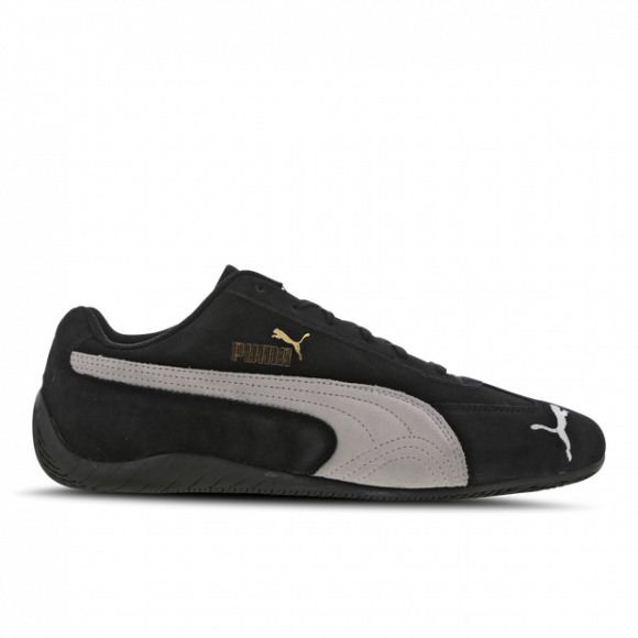 PUMA Speedcat LS Men's Motorsport Shoes in Black/White - 380173-01