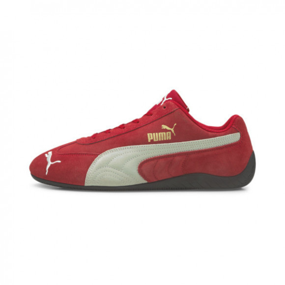 PUMA Speedcat LS Men's Motorsport Shoes in High Risk Red/White - 380173-04