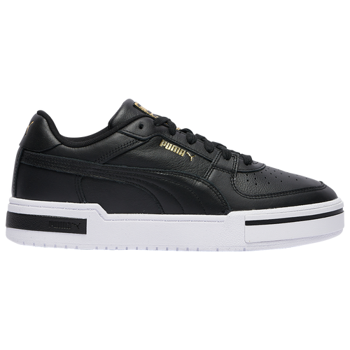 PUMA Cali Pro - Men's Tennis Shoes - Black / White - 38019002