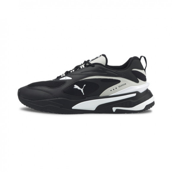 PUMA RS-Fast Sneakers in Black/White - 380562-04