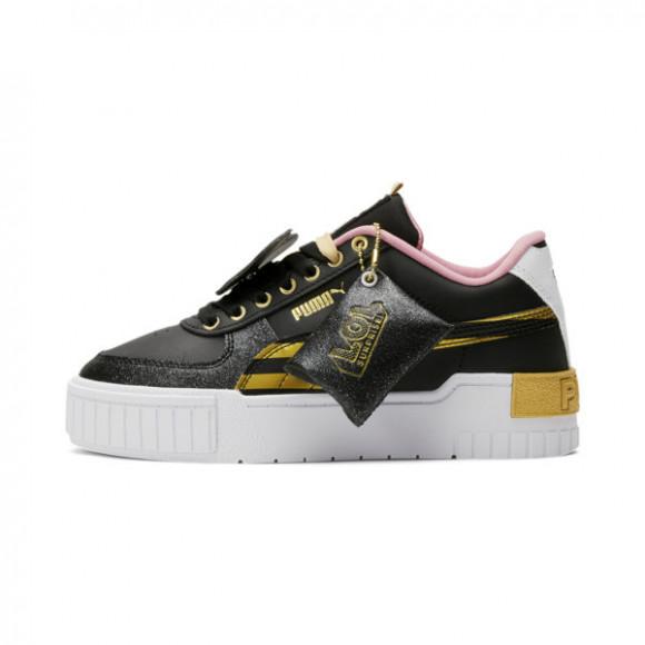 PUMA x L.O.L. SURPRISE! Cali Sport Queen B Sneakers JR in Black - 380610-01