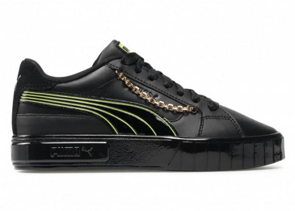 PUMA Cali Star Dark Dreams Women's Sneakers in Black/Nrgy Yellow - 380654-01