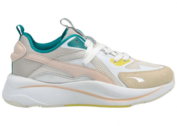 PUMA RS-Curve Ocean Queen Women's Sneakers in Eggnog/Cld Pink/Parasailing - 380659-01