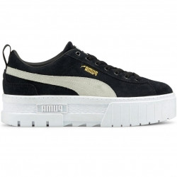 PUMA Mayze Women's Sneakers in Black/White - 380784-01