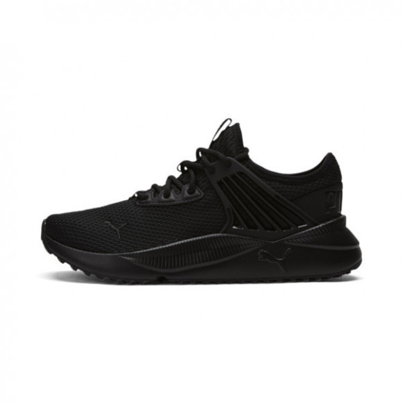 PUMA Pacer Future Sneakers JR in Black/White - 381048-01