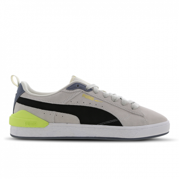 PUMA Suede Bloc Sneakers in Ivory Glow/Black - 381183-01