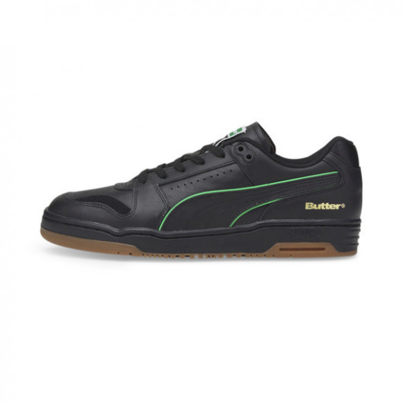 PUMA x BUTTER GOODS Slipstream Lo Sneakers in Black - 381787-02