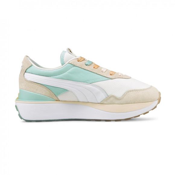 PUMA Cruise Rider GL Women's Sneakers in White/Eggshell Blue - 381881-01