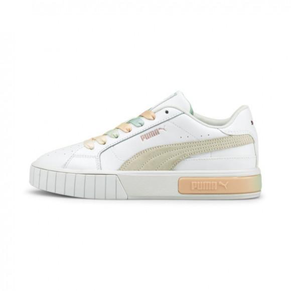 PUMA Cali Star GL Women's Sneakers in White/Ivory Glow - 381885-01