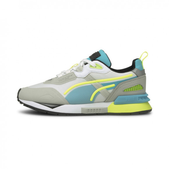 PUMA Mirage Tech Sneakers JR in Grey/Violet/White - 381945-06